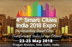 4th Smart Cities India 2018 Expo Planetek Italia